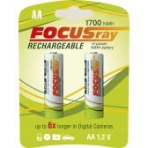 Аккумулятор FOCUSray AA 1700mAh