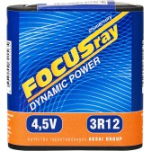 Батарейка солевая FOCUSray DYNAMIC POWER 3R12/S1