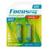Аккумулятор FOCUSray ААА 600mAh
