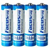 Батарейка солевая FOCUSray STANDARD R6/S4