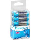 Батарейка щелочная FOCUSray SUPER ALKALINE LR6/BL12